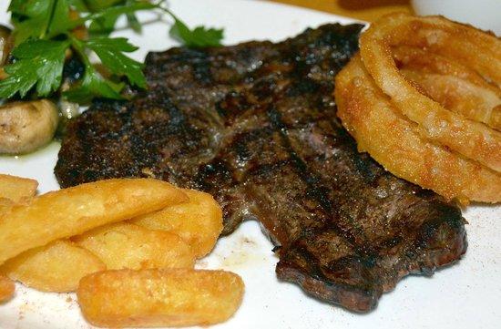 McGonagall's Steakhouse : Sirloin Steak