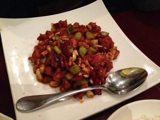 Han Dynasty: Kung Pow Chicken
