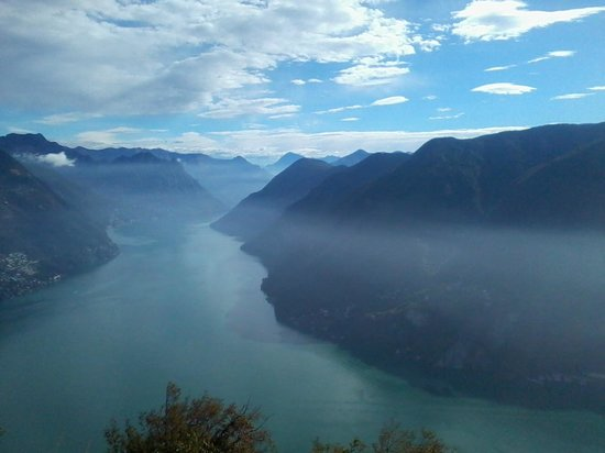 Monte San Salvatore: Fantastic View