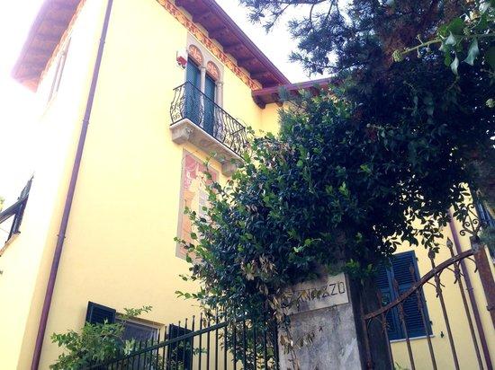Casa del Cavaliere : The Villa