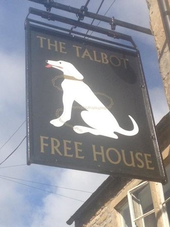 The Talbot Inn : Add a caption