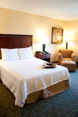 Hampton Inn East Windsor : Accessible Queen