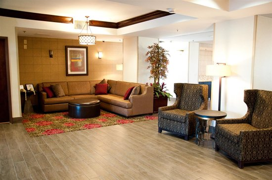 Hampton Inn East Windsor : Lobby