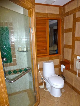 Khum Phaya Resort & Spa, Centara Boutique Collection: bathroom