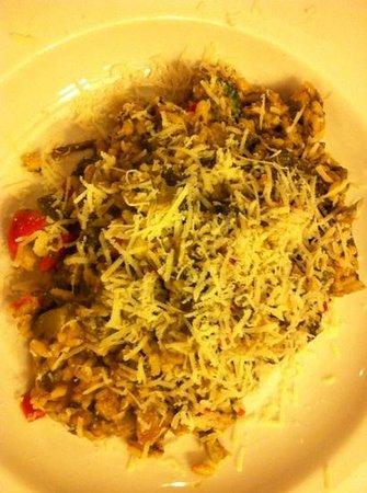 Da Marcos : risoto de verduras