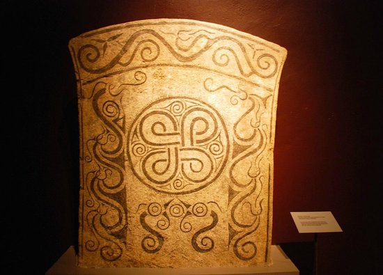 Museo Gotlands: Picture stone