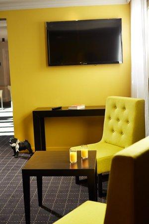 Atrium Hotel : Salon