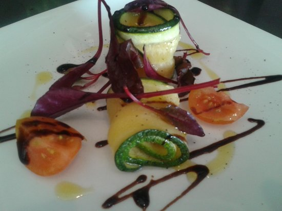 Sale et pepe : involtini di zucchine
