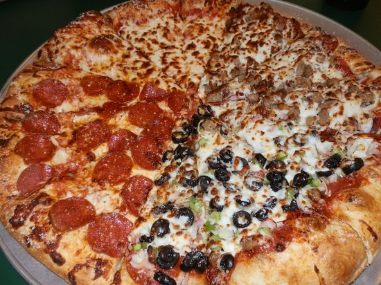 Big Time Pizza : Pizza