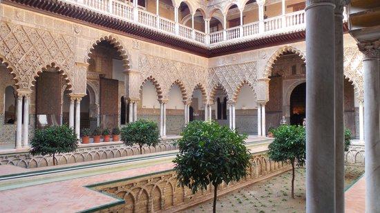 Guia en Sevilla: El Alcazar - Sevilla, Espana