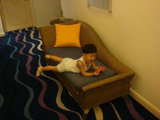 Moevenpick Hotel Mactan Island Cebu : lobby