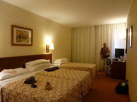HCC Montblanc : Our Room