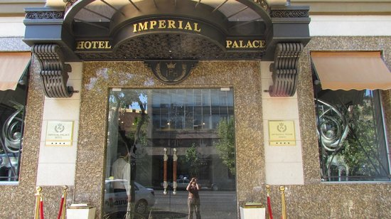 Imperial Palace Hotel: Hotel Imperial