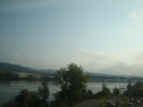 SpringHill Suites Chattanooga Downtown/Cameron Harbor: View from Room 526