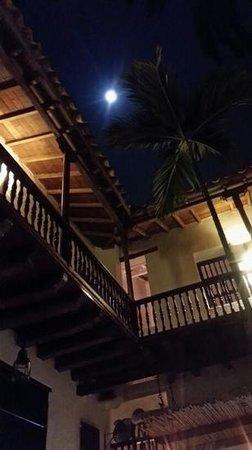 El Marques Hotel Boutique: luna llena
