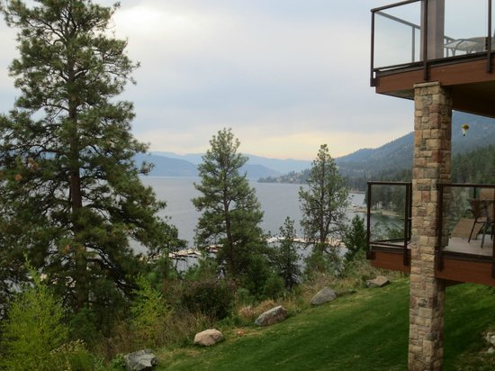 Lake Okanagan Resort: view