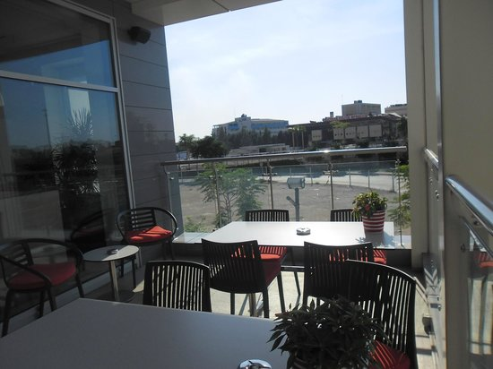 Ibis Adana: Restaurante