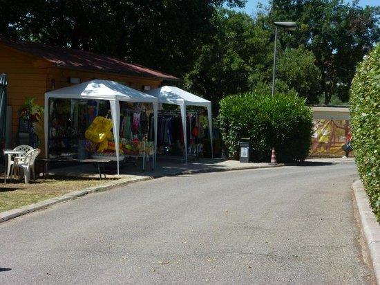 I Pini Family Park: Gift shop