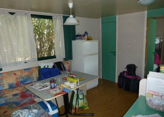 I Pini Family Park: Mobile home