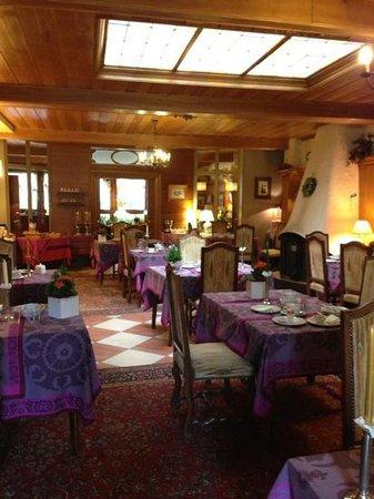 Hotel Chez Jean : Breakfast room
