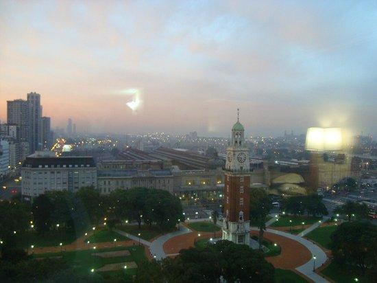 Sheraton Buenos Aires Hotel & Convention Center: Vista do apartamento que ficamos