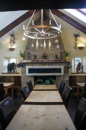 WhiteSands Lands End: Dining room
