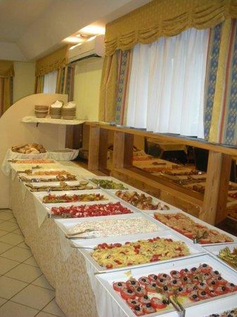 Club Family Hotel Executive: Il buffet