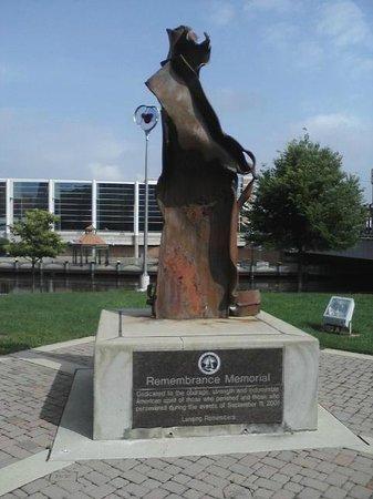 9-11-2001 Remembrance Memorial