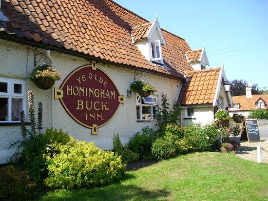 The Honingham Buck: Ye Old Honingham Buck Inn