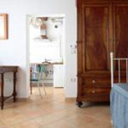 Resort BikeOn: Kitchen of apartment