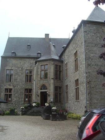 Kasteel Wittem : View of entrance