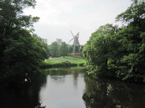 KAFFEE MUHLE : Ansicht der Mühle am Wall