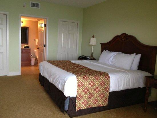 Anderson Ocean Club & Spa, Oceana Resorts: Master Bedroom