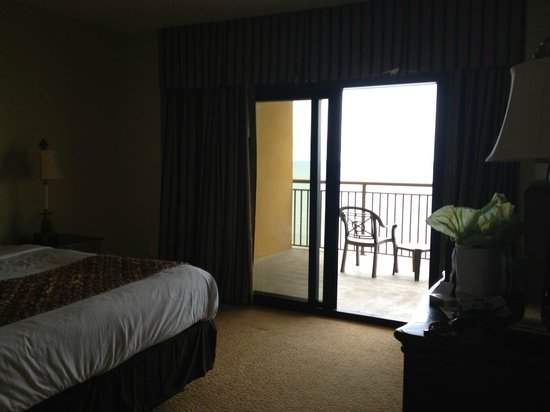Anderson Ocean Club & Spa, Oceana Resorts: Master Bedroom balcony