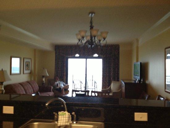 Anderson Ocean Club & Spa, Oceana Resorts: Living area