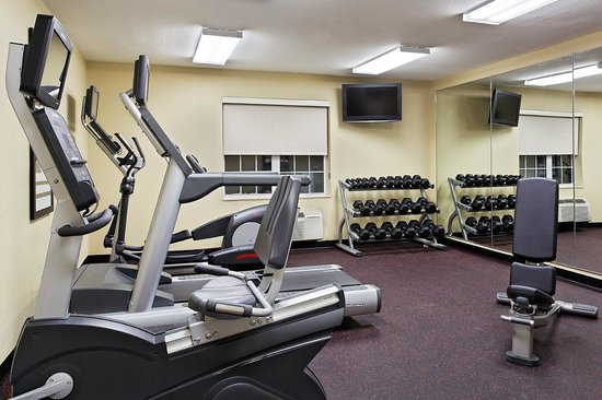 TownePlace Suites Savannah Midtown: Fitness Center