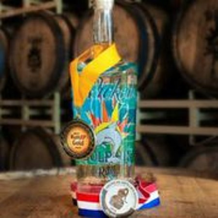 Wicked Dolphin Rum Distillery: Wicked Dolphin Silver Rum
