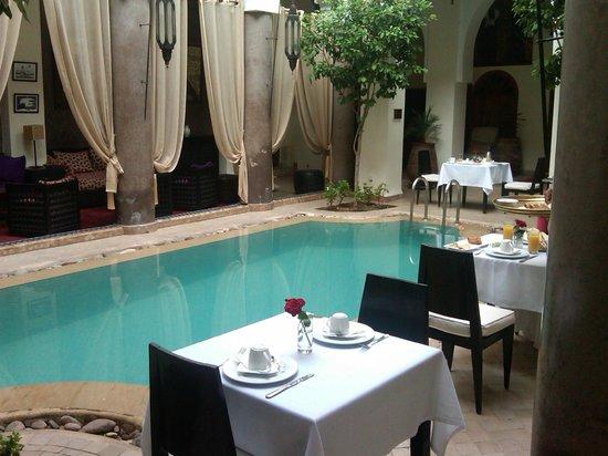Palais Riad Calipau Marrakech: Pool