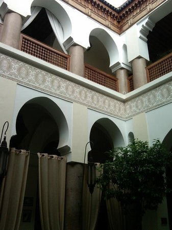 Palais Riad Calipau Marrakech: Hall