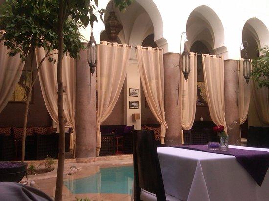 Palais Riad Calipau Marrakech: Hall