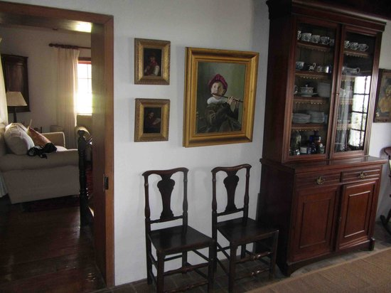 Redford House: Main house, lounge