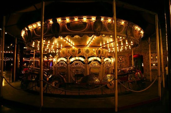 merry go round from midnight in paris picture of musee des arts