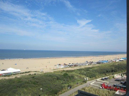 Carlton Beach The Hague / Scheveningen : View from our room.