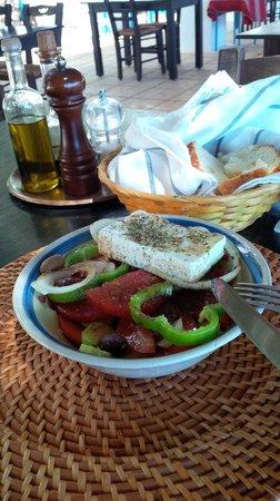 CasaDoria: Greek Salad