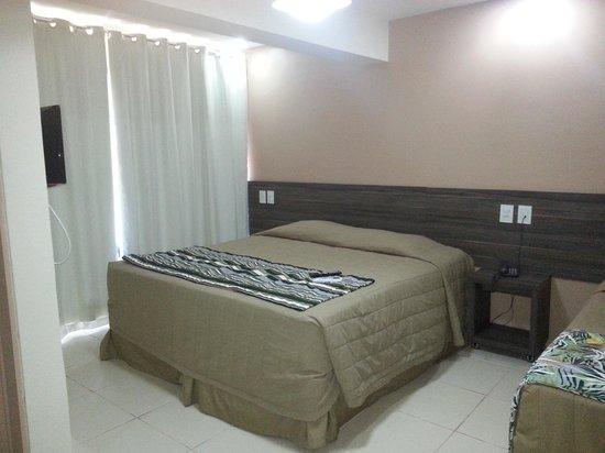 Vista Mar Hotel: suite que fiquei.