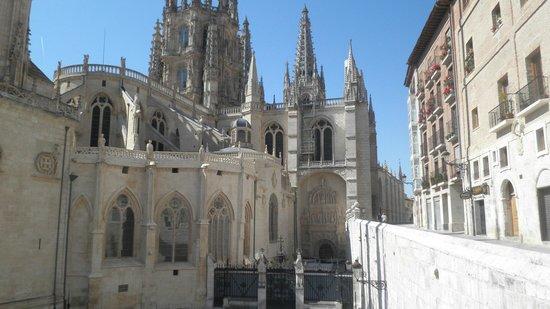 NH Collection Palacio de Burgos: Catedral de Burgos