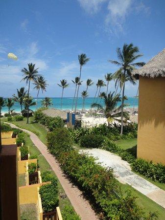 VIK Hotel Cayena Beach: Vista da varanda