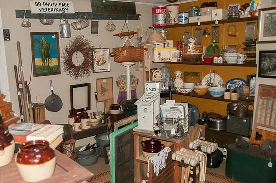 The Market Place at 101: Variety of antiques