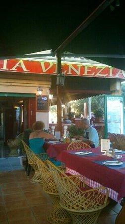 Restaurante Venezia Da Luigi: si mangia molto ma molto bene il migliore di MAGALUFF