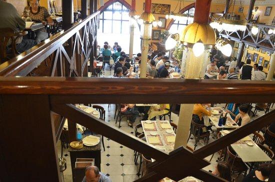 Casa Martí Els Quatre Gats: Se llena a tope para comer rodeado de historia